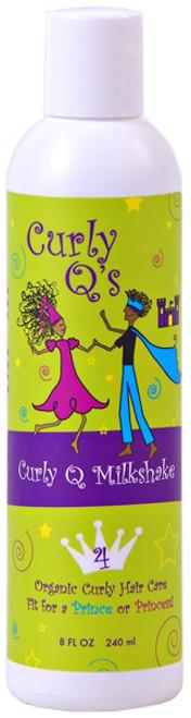 Curly Q's Curly Q Milkshake
