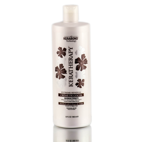 Diora Keratherapy Extreme Renewal Maximum Strength Smoothing Treatment - Creme de Cocoa