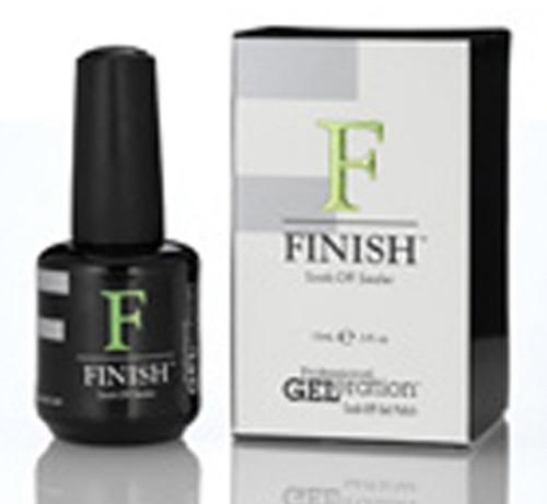 Nail Supplements: Geleration Finish Soak-Off Sealer