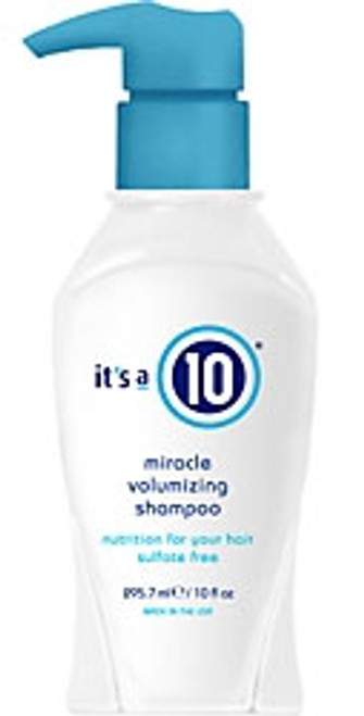 It's a 10 Ten Miracle Volumizing Shampoo