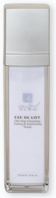 Naked Glow Eau de Lift - One Step Cleansing, Toning, & Exfoliating Water