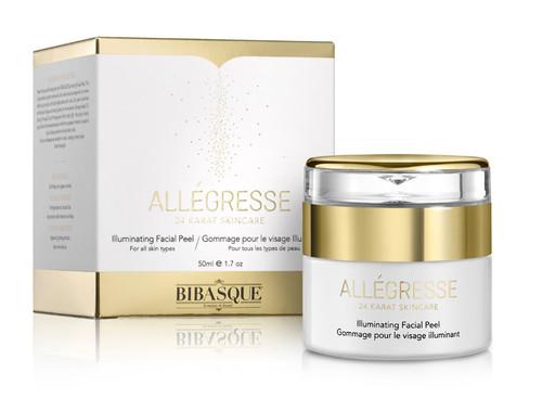 Allegresse 24K Gold Illuminating Facial Peel