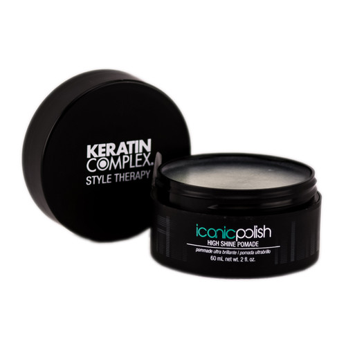 Keratin Complex Style Therapy Iconic Polish High Shine Pomade