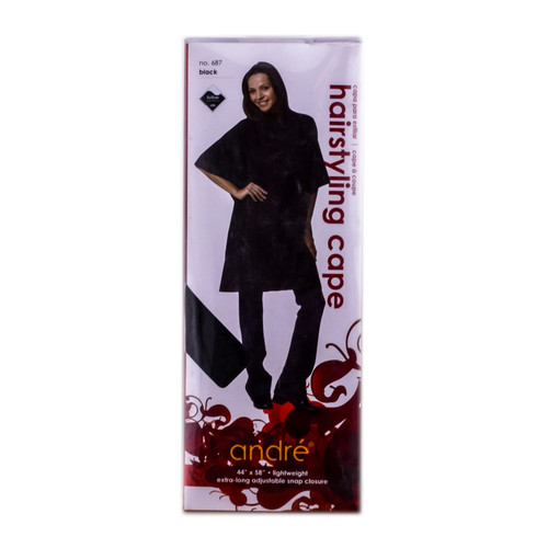 Other Accessories: Prive Black Hairstyling Cape