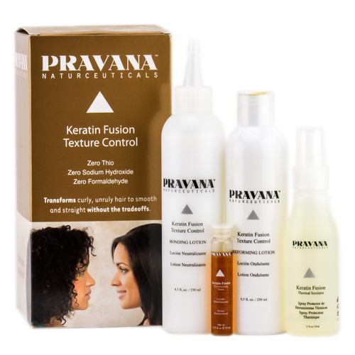 Pravana Keratin Fusion Texture Control Kit