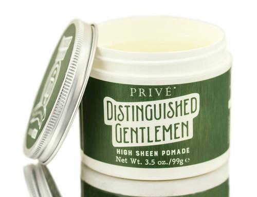 Prive Distinguished Gentlemen High Sheen Pomade