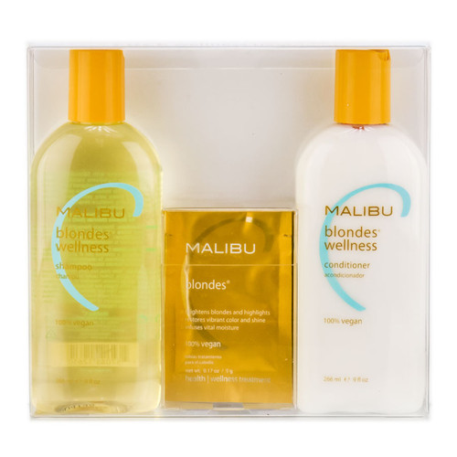 Malibu C Blondes Wellness Treatment