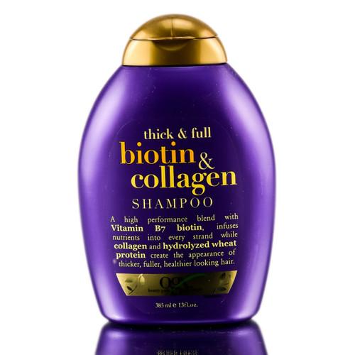 Organix Biotin & Collagen Shampoo