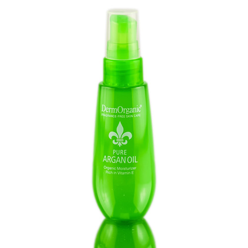 Dermorganic 100% Pure USDA Organic Argan Oil