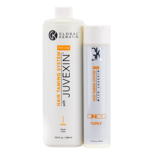 Global Keratin GK Hair Taming System - Curly Cream