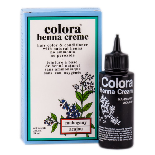 Colora Henna Creme - Hair Color & Conditioner