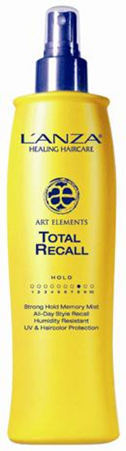 Lanza Art Elements Total Recall - strong hold memory mist