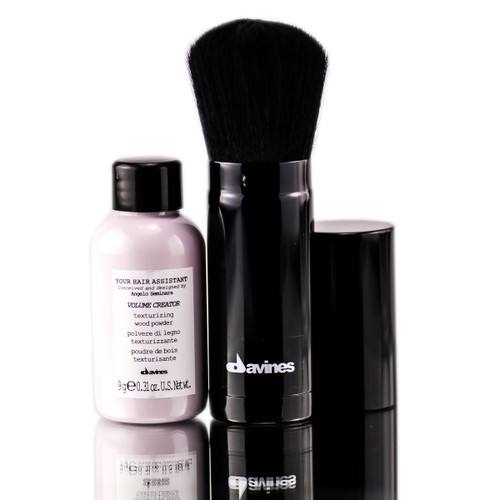 Davines - Your Hair Assistant - Volume Creator  (Powder and Brush Duo)