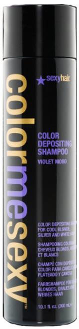 Color Me Sexy Hair - Color Depositing Shampoo Violet Mood