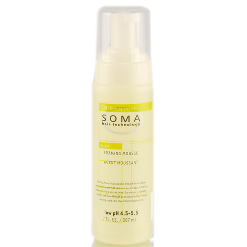Soma Hair Technology Foaming Mousse