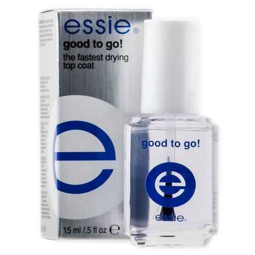 Top Coat: Essie Good To Go - The Fastest Drying Top Coat