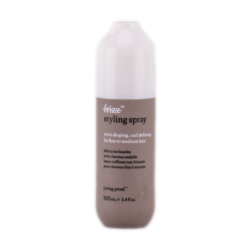 Living Proof No Frizz Styling Spray - Wave Shaping, Curl Defining For Fine to Medium Hair - 3.4 oz