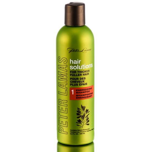 Peter Lamas Hair Solutions Energizing Shampoo (Chinese Herbs Shampoo) - Step 1