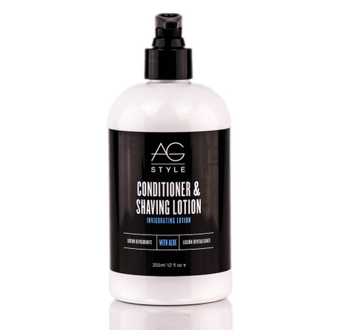 AG Conditioner & Shaving Lotion