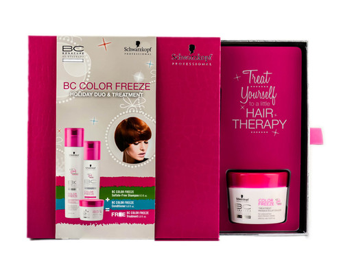 Schwarzkopf BC Bonacure Color Freeze Holiday Duo & Treatment