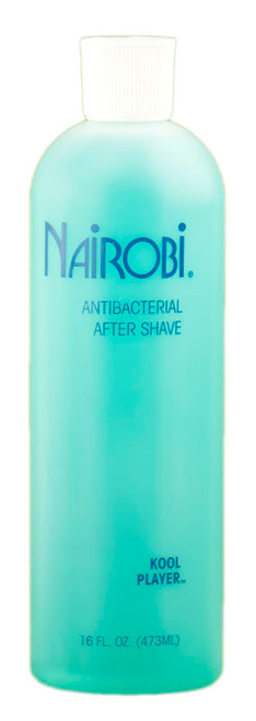 Nairobi Kool Player Antibacterial After Shave Green