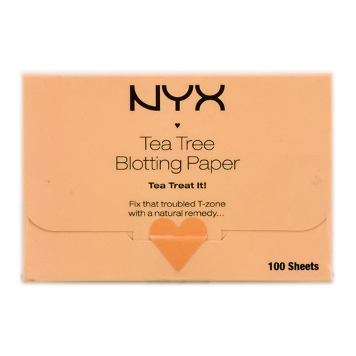 NYX Tea Tree Blotting Paper