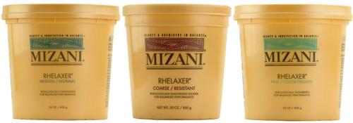 Mizani Rhelaxer - Rheologically Engineered Relaxer