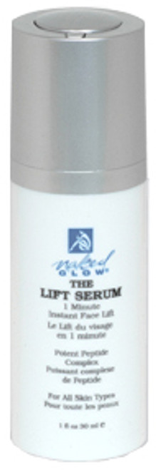 Naked Glow The Lift Serum 1 Minute Instant Face Lift