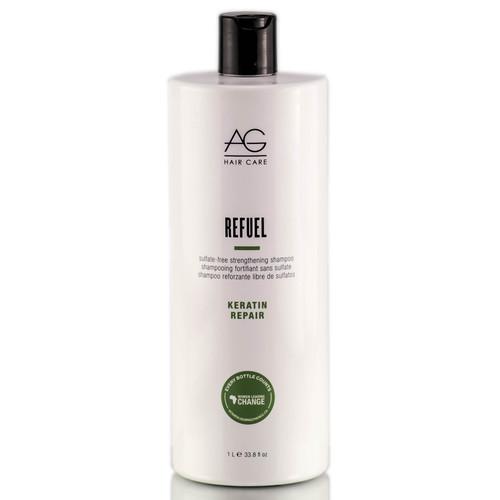 AG Keratin Repair Refuel Sulfate-Free Strengthening Shampoo