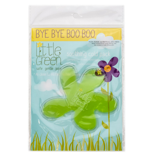 Little Green Bye Bye Boo Boo Soothing Cold Pack