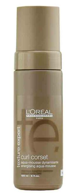 L'Oreal Texture Expert Curl Corset Energizing Aqua-Mousse