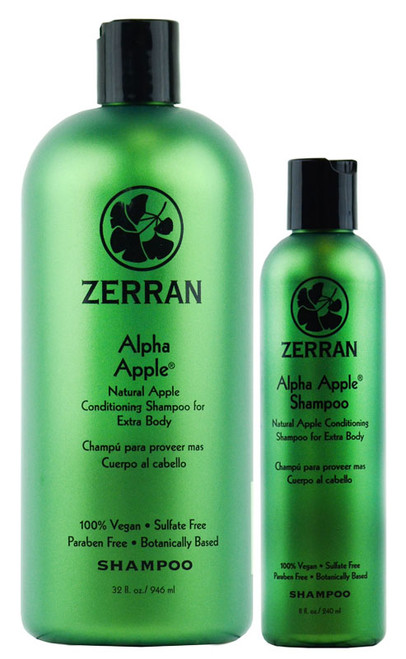 Zerran Alpha Apple Daily Conditioning Shampoo