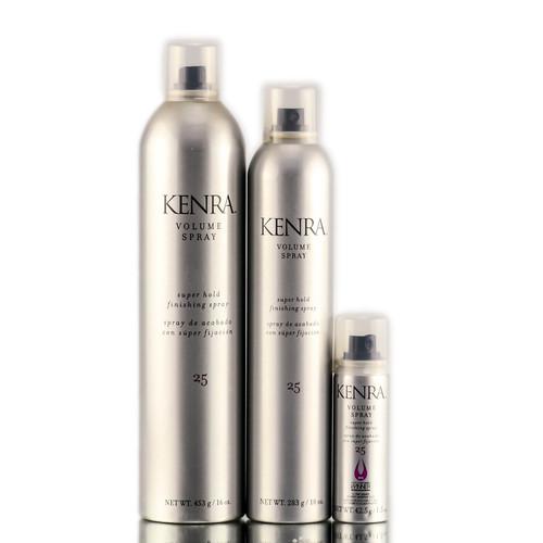 Kenra Volume Spray - Super Hold Finishing Spray 25