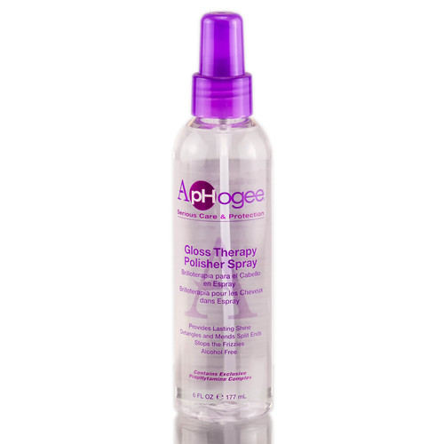 Aphogee Gloss Therapy Hair Polisher