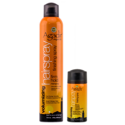 Agadir Argan Oil Volumizing Firm Hold Hairspray