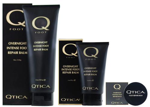 Qtica Intense Overnight Foot Repair Balm