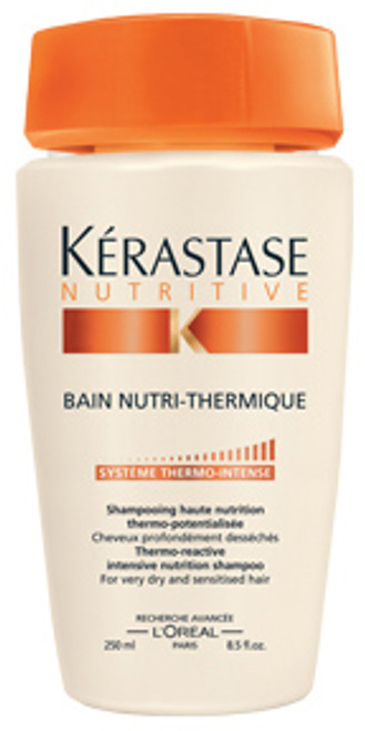 Kerastase Nutritive Bain Nutri-Thermique Shampoo for Very Dry and Sensitized Hair