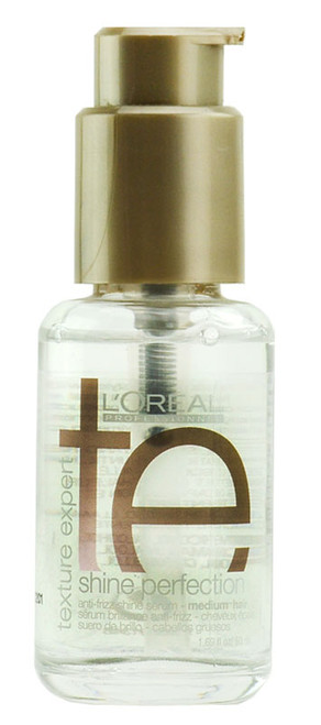 L'oreal Texture Expert - Shine Perfection anti-frizz shine serum