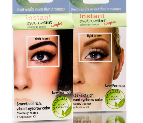 Godefroy Instant Eyebrow Tint - Singles