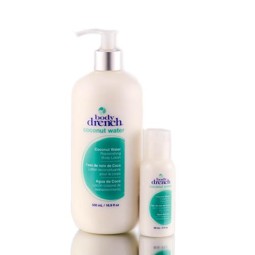 Body Drench Coconut Water Replenishing Body Lotion