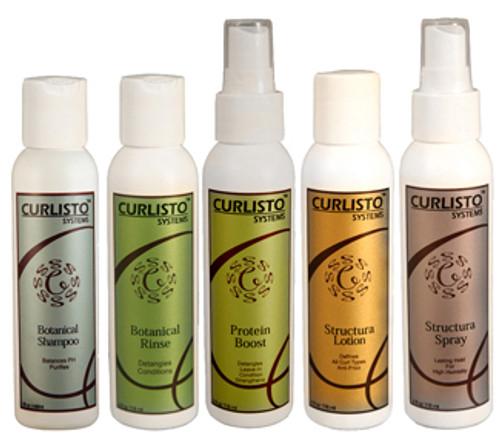 Curlisto Travel Kit
