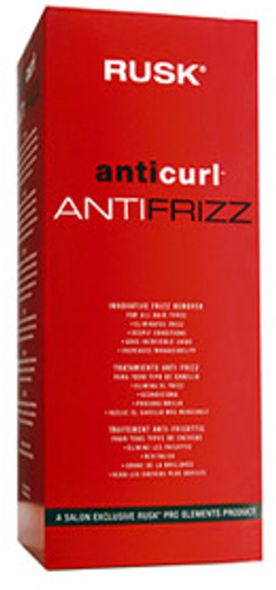 Rusk AntiCurl ANTIFRIZZ - innovative frizz remover