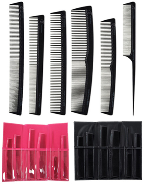 T3 Carbon Tourmaline Comb Pack