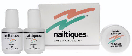 Nail Supplements: Nailtiques After Artificial Treatment