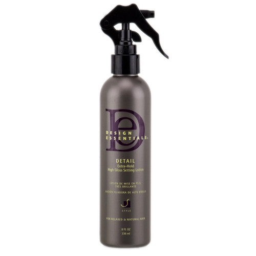 Design Essentials Detail Extra Hold High Gloss Setting Lotion