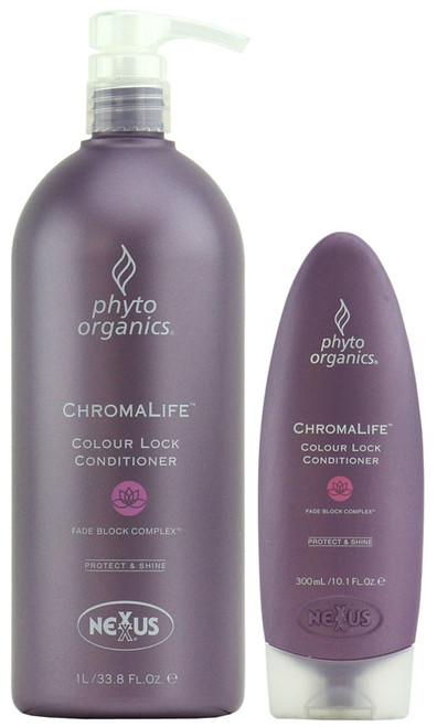 Nexxus Phyto Organics Chromalife Colour Lock Conditioner