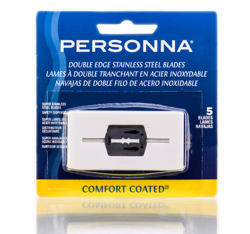 Personna Double Edge Stainless Steel Blades