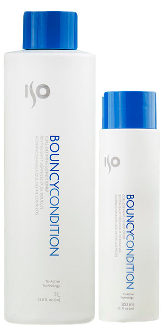 ISO Bouncy Condition Curl-Defining Conditioner