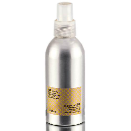Davines Su Sun Oil Body & Hair Moisturizing Oil