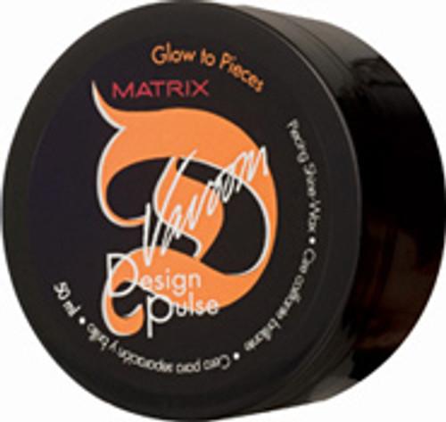 Matrix Vavoom Design Plus Glow to Pieces Shine Wax